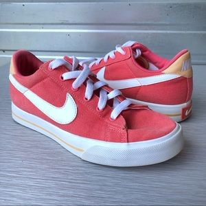 NIKE Fruit Punch Sweet Classic Canvas Low Top 7